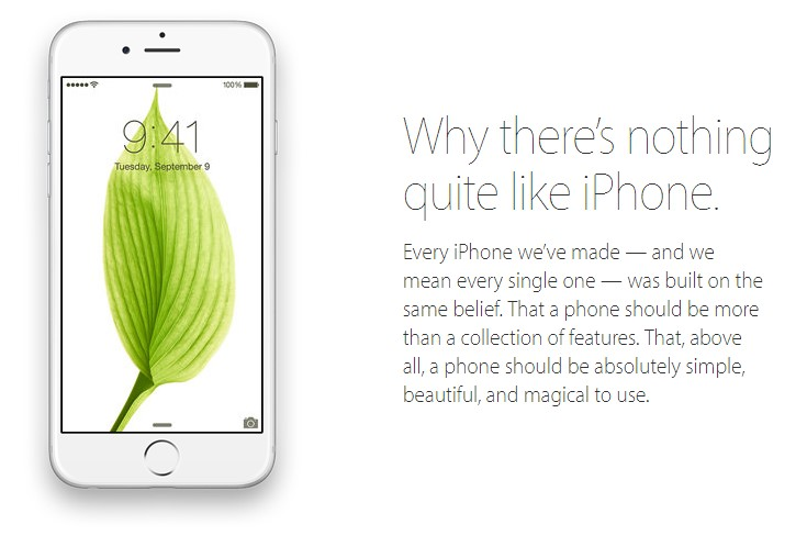 iPhone Value Proposition